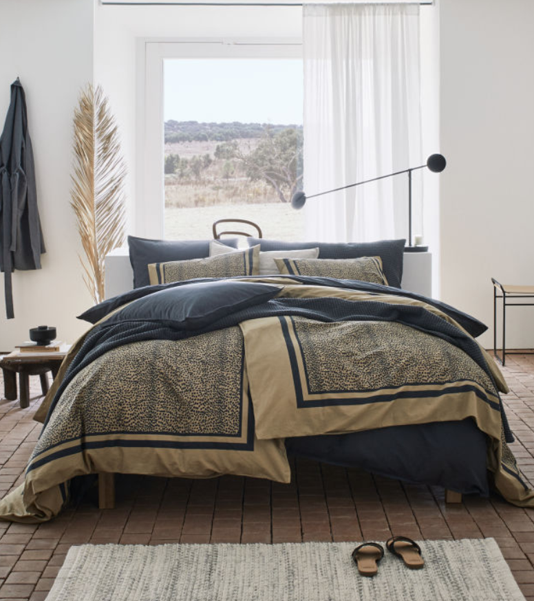 H&M bedding