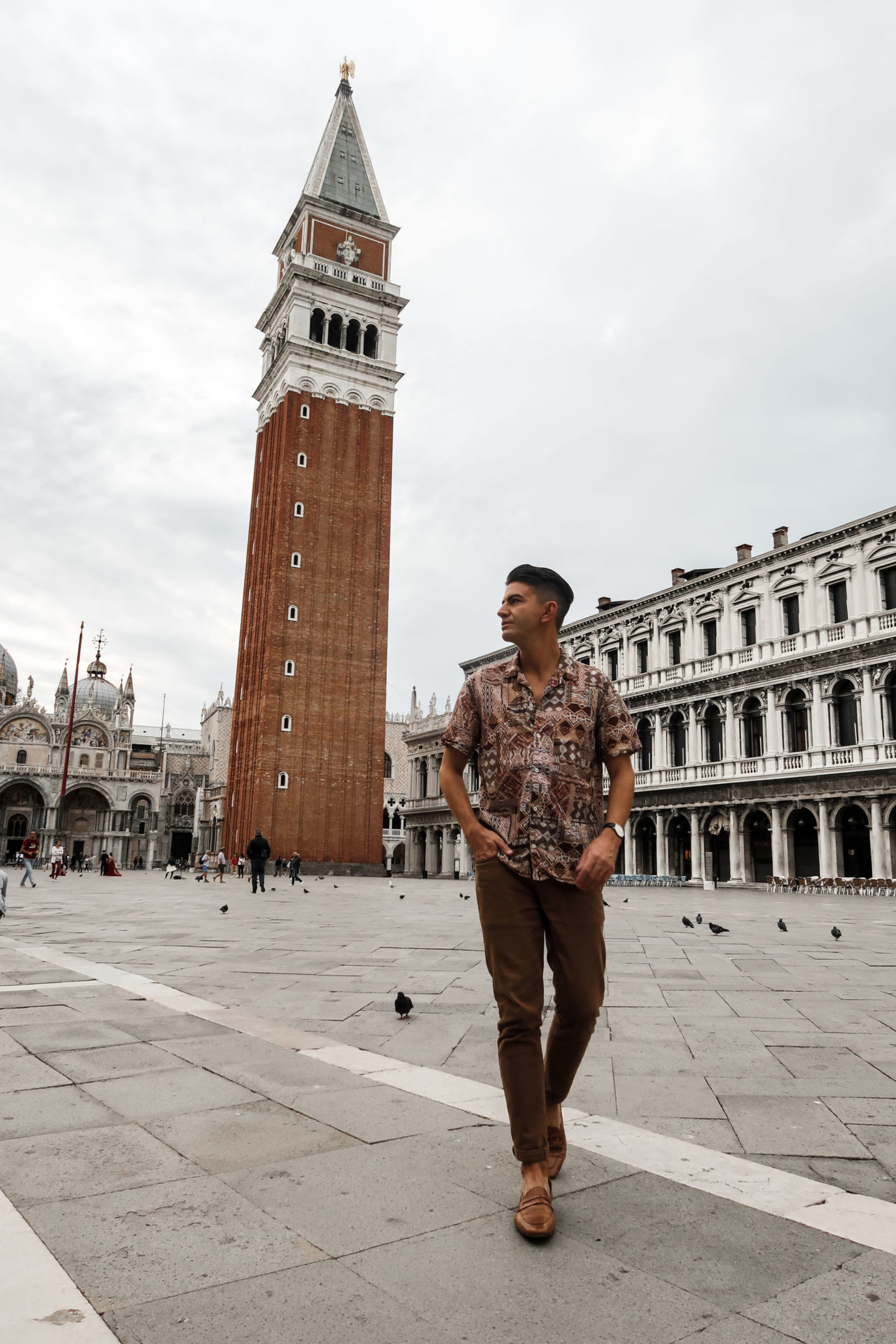 St Mark's Square Venice, St Mark's Basilica & Doge's Palace
