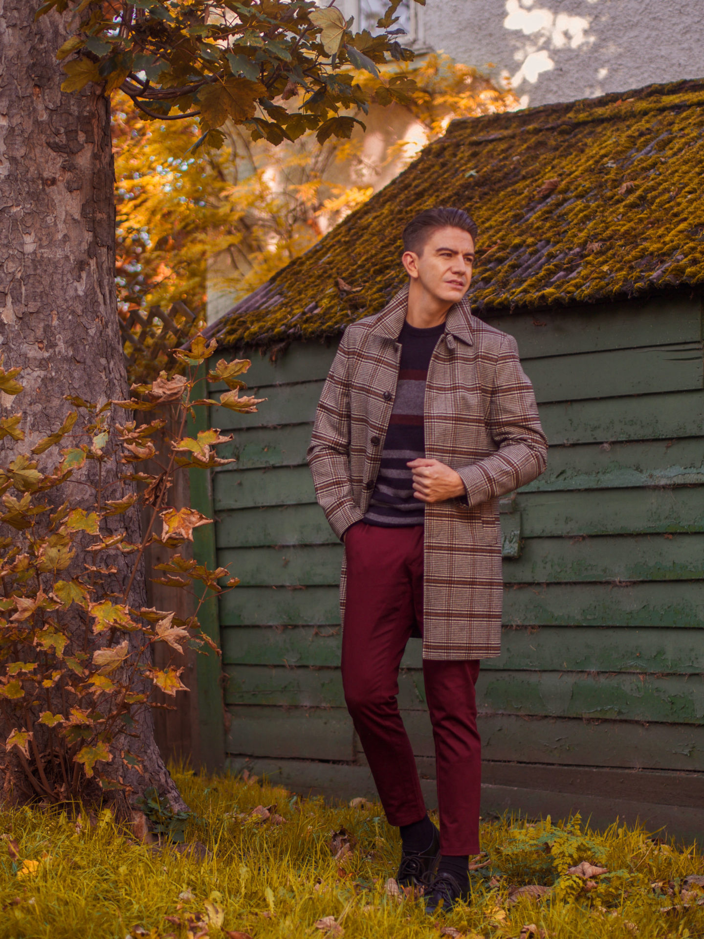 AUTUMN FASHION | MIXING OLD AND NEW